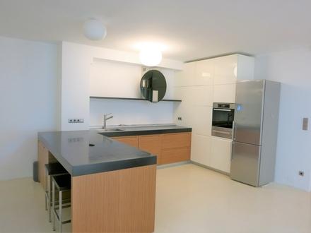 Maisonette im Loftstyle - mit Terrasse und Garage