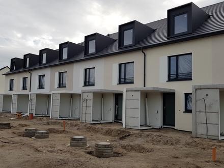 Ihr Familienglück: 145 m², energiesparend, Neubau mit Sonnenterrasse