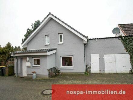 Einfamilienhaus mit Koppel nahe der dänischen Grenze!