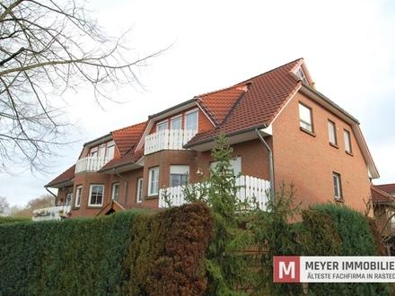 Zentral gelegene OG-Wohnung in Wahnbek (Objekt-Nr.: 5954)