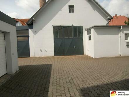 Werkstatt mit Lagerfläche in zentraler Lage von Bielefeld Heepen!