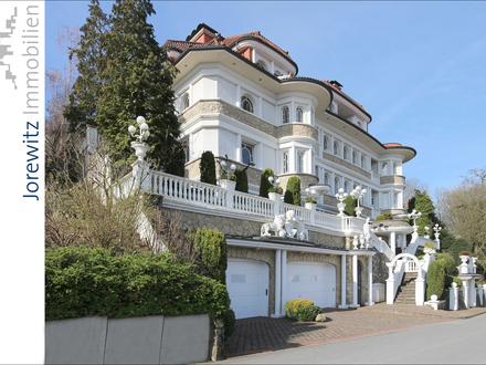 Bielefeld-Musikerviertel: Exklusive 3 Zimmer-Wohnung in Top-Lage mit Terrasse und Kamin