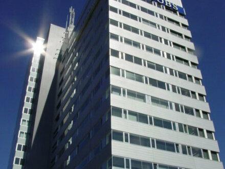 Business-Standort für hohe Ansprüche - über den Dächern von Linz