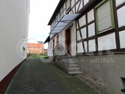 Das ideale Mehrfamilienanwesen mit zwei Häusern und einem Nebengebäude im Ortszentrum!