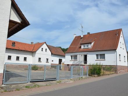 *HTR Immobilien GmbH* Ihr Bauernhof! Pferdehaltung, Tierhaltung möglich, Grundstück 3.738 m²