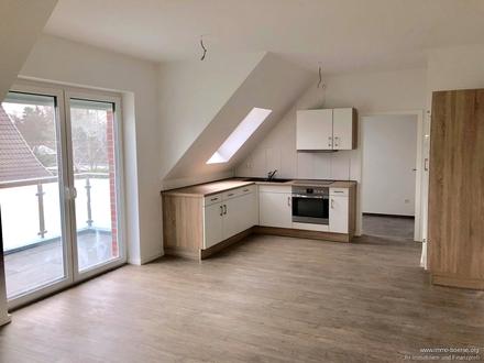 Helle und moderne Obergeschosswohnung in Petersfehn zu vermieten!