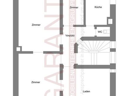KAPITALANLEGER! Ladenfläche mit Büro und zusätzlichen Lagerflächen