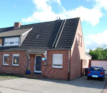 Zwangsversteigerung - Doppelhaushälfte in Papenburg