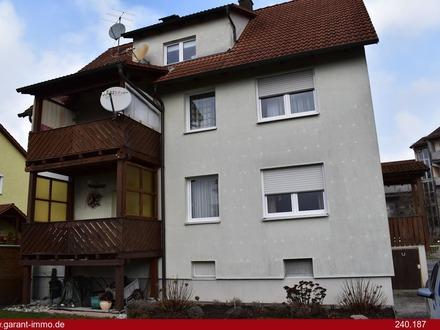 Dreifamilienhaus in zentraler Lage in Schwandorf