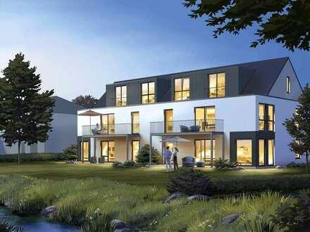 Geschmackvolle Neubau-Wohnanlage in zentraler und doch ruhiger Lage!