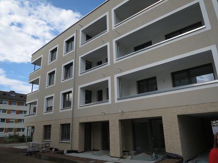 Neubau - schöne, helle 4-Zimmer-Wohnungen, Balkone. Nur mit Wohnberechtiungsschein beziehbar.