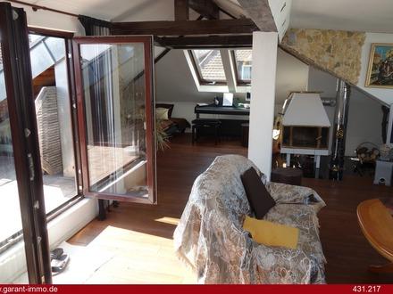 Traumhafte 4 Zimmer-Maisonette mit Flair