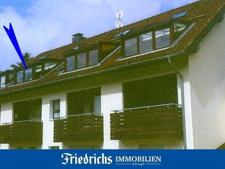 Gepflegte, möblierte Eigentumswohnung auf zwei Ebenen in Sankt-Andreasberg / Harz