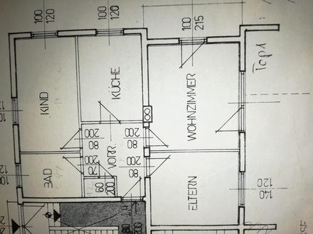 Vermiete 3 Zimmer Wohnung