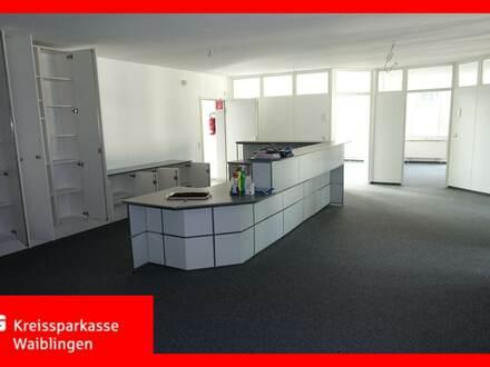 Büroflächen in repräsentativem Gebäude