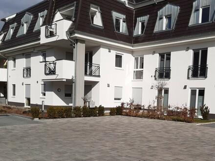 Schwellenfreie 3-Zi.-Wohnung mit Terrasse im Erdgeschoss für jedes Alter