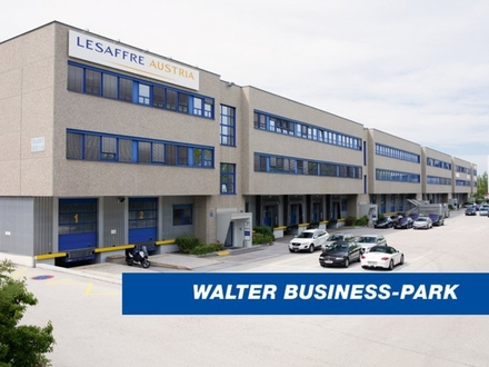 Büro in TOP-Lage im Süden Wiens, provisionsfrei - WALTER BUSINESS-PARK