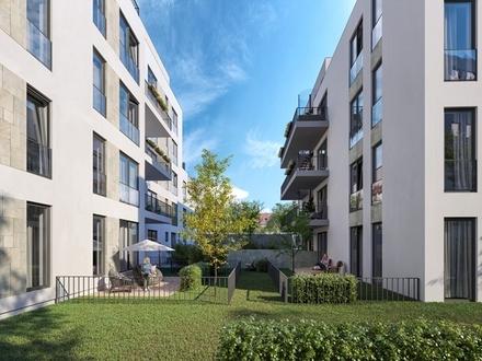 Moderne 3-Zimmer-Wohnung mit großzügiger Loggia in Top-Lage Frankfurts