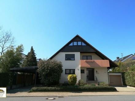 Neuer Preis! großes Einfamilienhaus mit ELW im schönen Wohngebiet von Walldorf