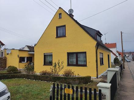 Kriegshaber - Einfamilienhaus mit Garten