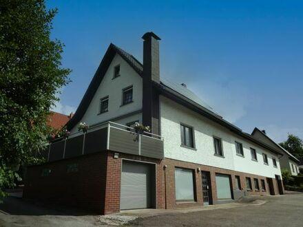1-FH mit zusätzlichem Wohn-/Gewerbeanbau