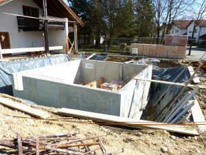 Waldkraiburg, Einfamilienhaus, -Baubeginn erfolgt, Neubau-Erstbezug- vom örtlichen Bauträger