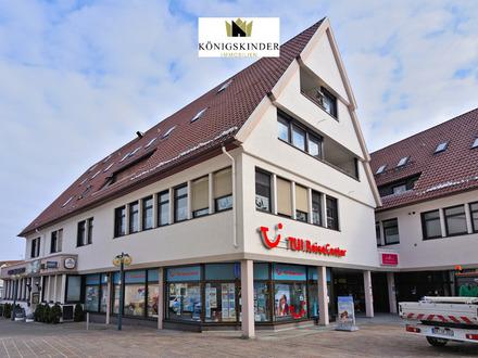 Dach-Maisonettewohnung im historischen Altstadtkern Renningens