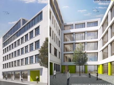 Moderne Büroflächen im Wilhelmstraßenquartier