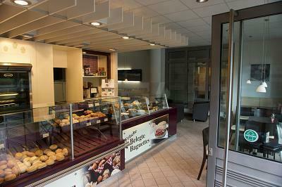 BACKSHOP UND CAFÉ