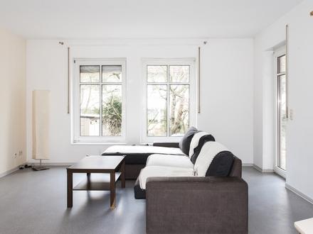 5-Zimmer-Garten-Maisonette-Eigentumswohnung Darmstadt