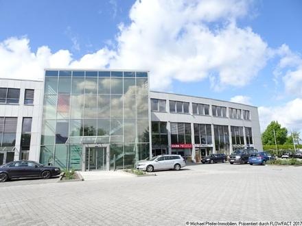 Äußerst schicke, klimatisierte Büroeinheit in bester Anbindung am Mainzer Stadtrand!