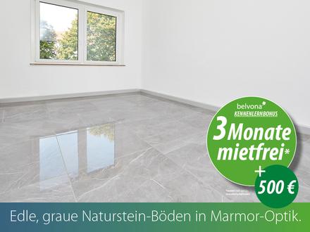 LUXUS WOHNEN ZUM ECONOMY PREIS! 500€ Prämie und 3 Monate mietfrei wohnen (Kennenlernbonus)!