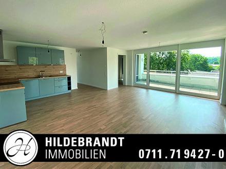 Erstbezug: Exklusive 3-Zimmer-Neubauwohnung mit Südbalkon, EBK und TG-Stellplatz mit Ladeanschluss!