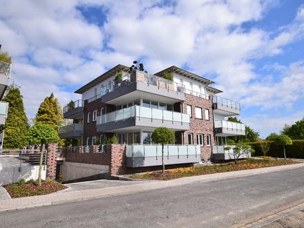 Neubau/Erstbezug: 2-Zimmer-Hochparterre-Wohnung in Toplage