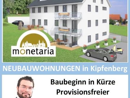 NEUBAUWOHNUNGEN in Kipfenberg