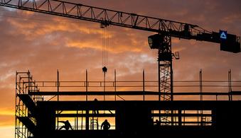 Bürosektor treibt den Markt an