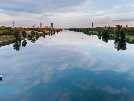 Raum fürs Leben. Mit der alten Donau ums Eck.