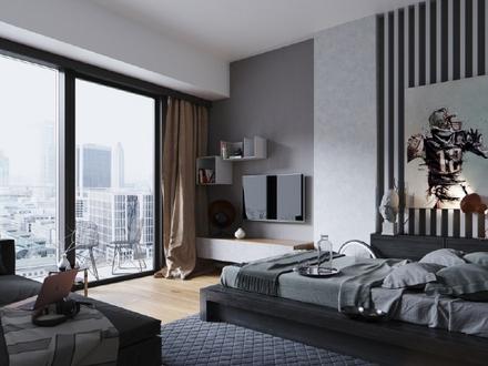 OMNI heißt alles: 1-Zimmer-Wohnung mit EBK