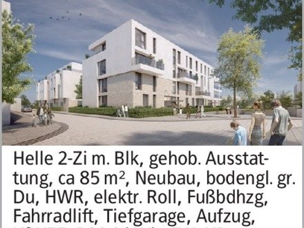 2-Zimmer Eigentumswohnung in Wolfsburg (38446) 85m²