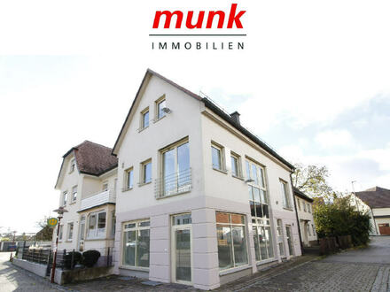 Eine lohnenswerte Investition - Geschäftshaus in Dornstadt!