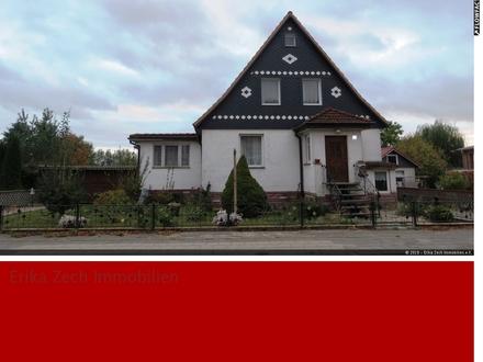 Einfamilienhaus mit Einliegerwohnung in zentraler Lage von 19243 Wittenburg