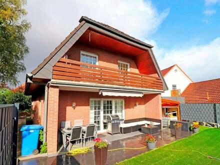 Einziehen und Wohlfühlen, modernes Einfamilienhaus in zentraler Wohnlage von Osterholz-Scharmbeck