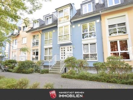 Schwachhausen / Moderne 4-Zimmer-Wohnung mit Balkon in begehrter Lage