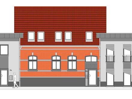 Mehrfamilienhaus mit 6 Wohnungen