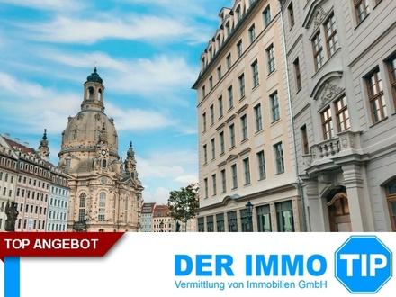 MIETEN Sie Bürofläche unweit der FRAUENKIRCHE in Dresden