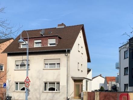 Umbau, Anbau + Neubau - Hier ist vieles möglich - Interessantes Mehrparteienhaus plus Bauplatz