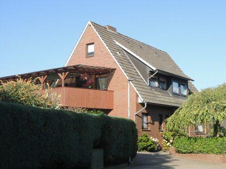 Klassisches Einfamilienhaus mit zwei Wohneinheiten auf der Hengelage in Quakenbrück