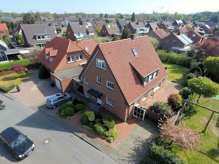 Schönes EFH/ZFH mit 177 m² Wfl. und großem Garten in Münster Düesberg