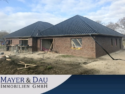 Strackholt: Neubau DHH, Obj.-Nr. 4543