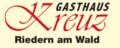 Gasthaus Kreuz Riedern am Wald